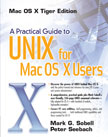 Cover of A Practical Guide to UNIX for Mac OS X Users