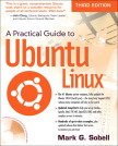 Cover of A Practical Guide to Ubuntu Linux, Third Edition